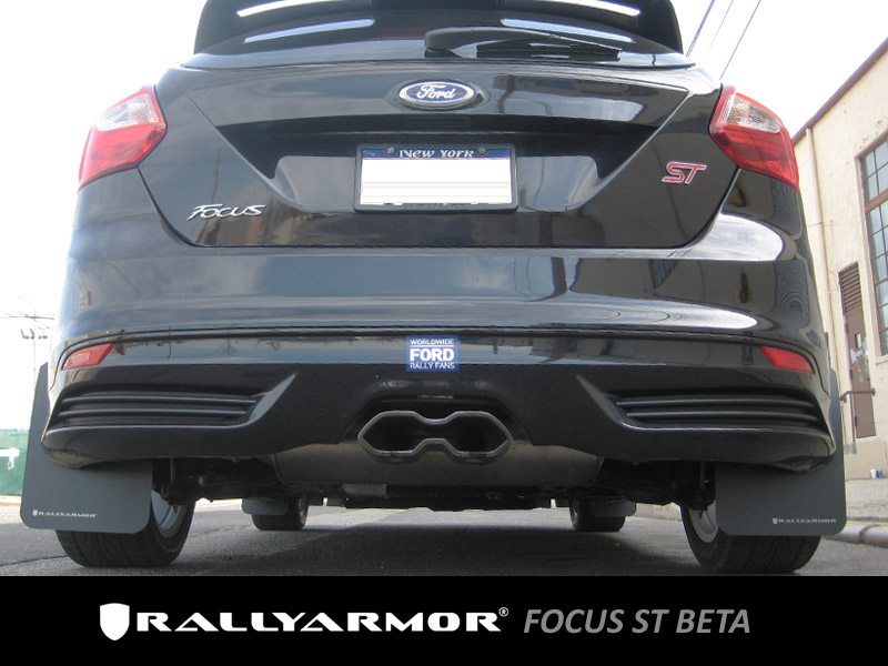 Focus St Mud Flaps >> Rally Armor Mud Flaps Ford Focus Forum Ford Focus St